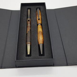 Stifte und Stifteetuis